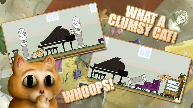 Clumsy Cat स्क्रीनशॉट 4