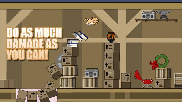 Clumsy Cat स्क्रीनशॉट 7