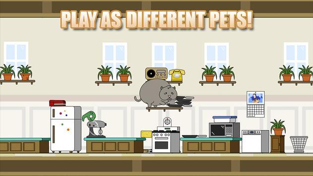 Clumsy Cat स्क्रीनशॉट 8