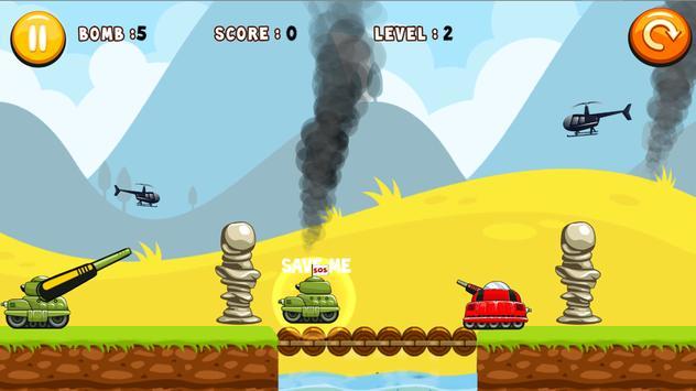 Tank Strike Simulator apk screenshot