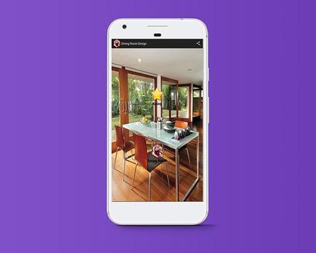 Dining Room Design screenshot 1