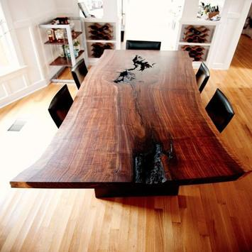 Dining Table Design Ideas poster