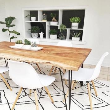 Dining Table Design Ideas screenshot 2