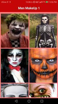 Halloween Face Makeup Ideas screenshot 4