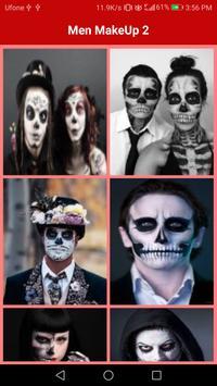 Halloween Face Makeup Ideas screenshot 8