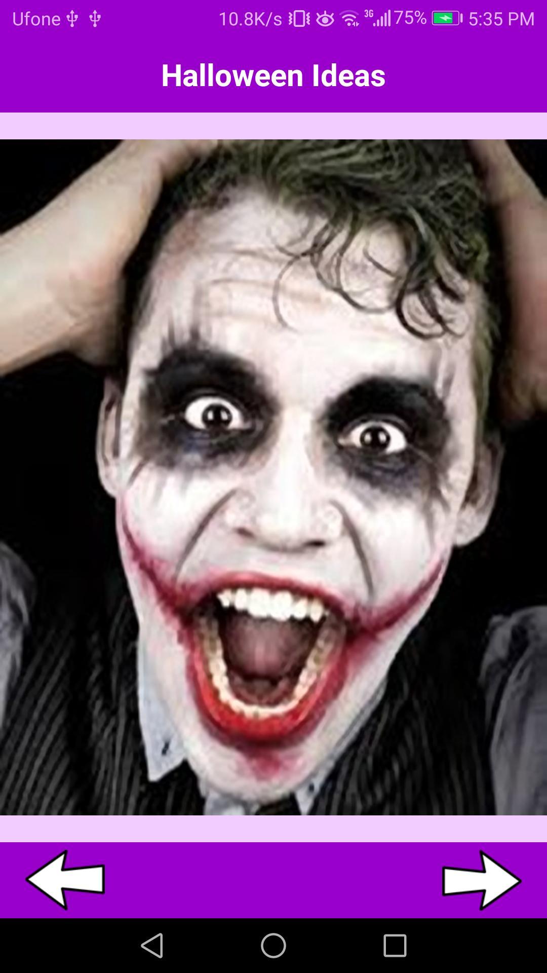 Joker Makeup Joker Halloween Makeup Ideas For Android
