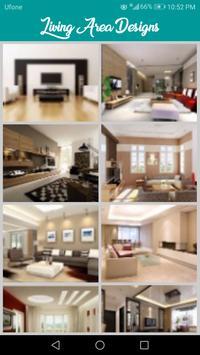 New Living Room Interior Designs 2017 poster