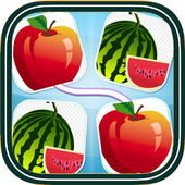 Fruits Colors Matching Games icon