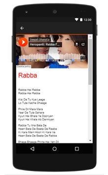Best Music Of Mohit Chauhan apk screenshot
