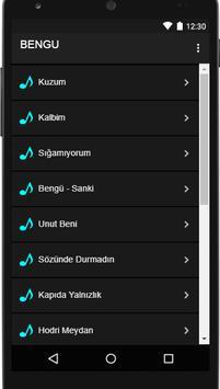 Bengü - Kuzum Lyric apk screenshot