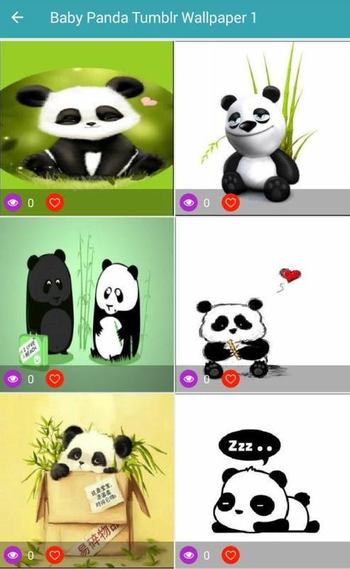 pandas animados para fondo de pantalla best image of panda 2018
