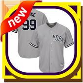 Baseball Jersey Designs icon