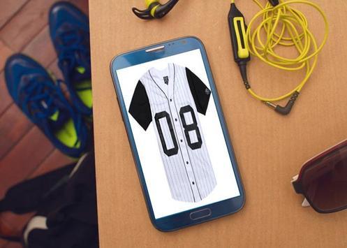 Baseball Jersey Designs screenshot 2