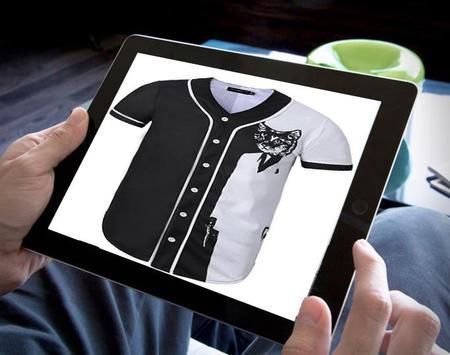 Baseball Jersey Designs screenshot 3