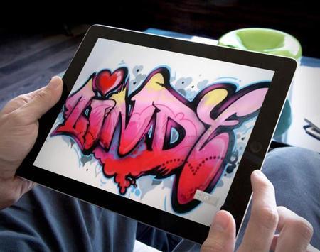 Graffiti Name Design screenshot 4