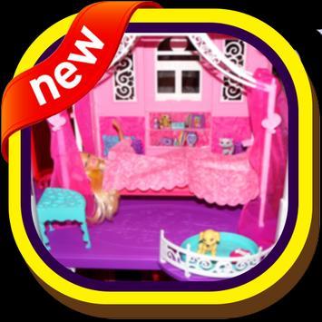 Baby Girl Doll House Design apk screenshot