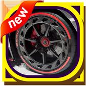 Latest Car Rim Design icon