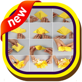 Origami Tutorial Step by Step icon