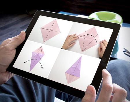 Origami Tutorial Step by Step screenshot 4