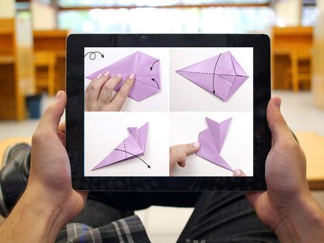 Origami Tutorial Step by Step screenshot 5