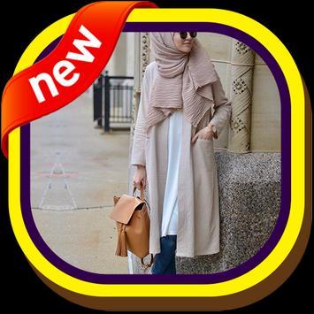 Outfit Fashion Hijab Style apk screenshot