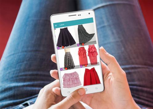 Women Skirt Ideas screenshot 1