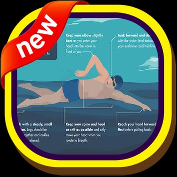 Basic swimming techniques screenshot 7