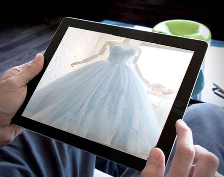 The Best Wedding Dress Design screenshot 4