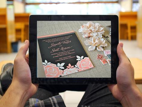 Wedding Invitation Idea apk screenshot