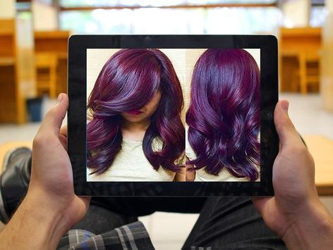 Women Hair Stylis Tutorial apk screenshot