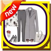 Work Outfit Women Idea icon