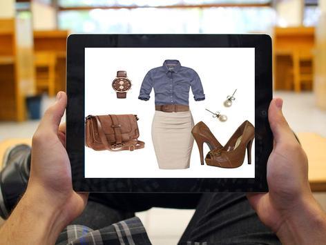 Work Outfit Women Idea apk screenshot