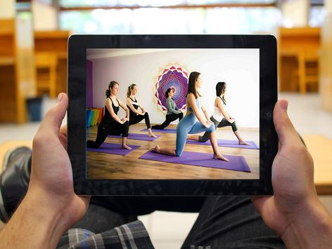 Yoga Tutorial Easily apk screenshot