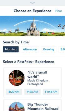 My Disney Experience screenshot 3