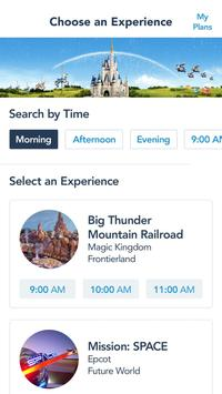 My Disney Experience - Walt Disney World screenshot 10