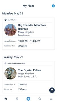 My Disney Experience - Walt Disney World screenshot 13