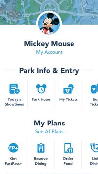 My Disney Experience screenshot 14