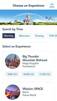 My Disney Experience - Walt Disney World screenshot 2