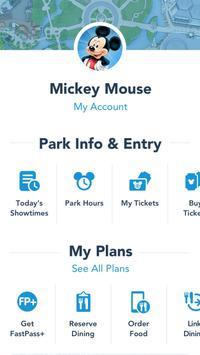 My Disney Experience screenshot 7