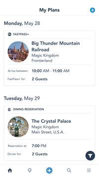 My Disney Experience - Walt Disney World screenshot 5