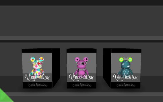 Vinylmation: Create Your Own screenshot 8