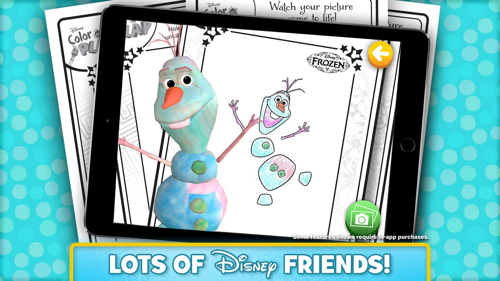 Disney Color and Play AR for Android - APK Download