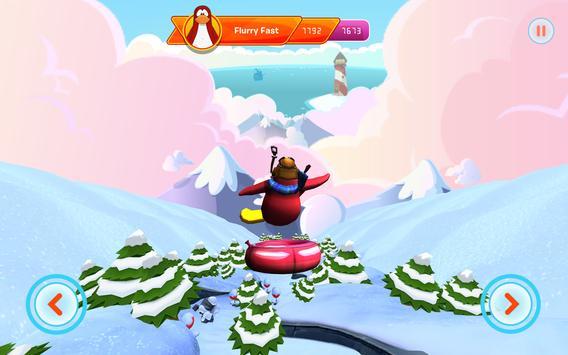 Club Penguin Sled Racer screenshot 12