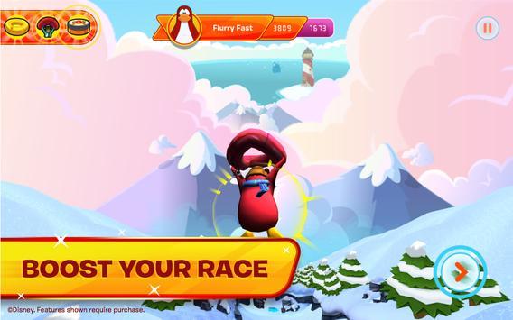 Club Penguin Sled Racer screenshot 18