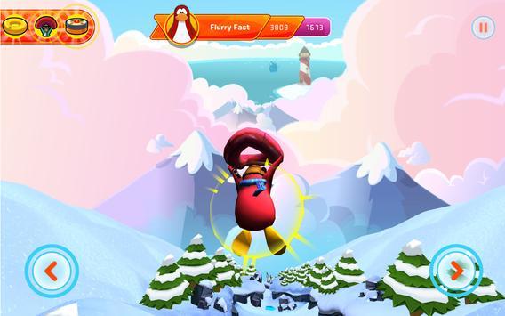 Club Penguin Sled Racer screenshot 20