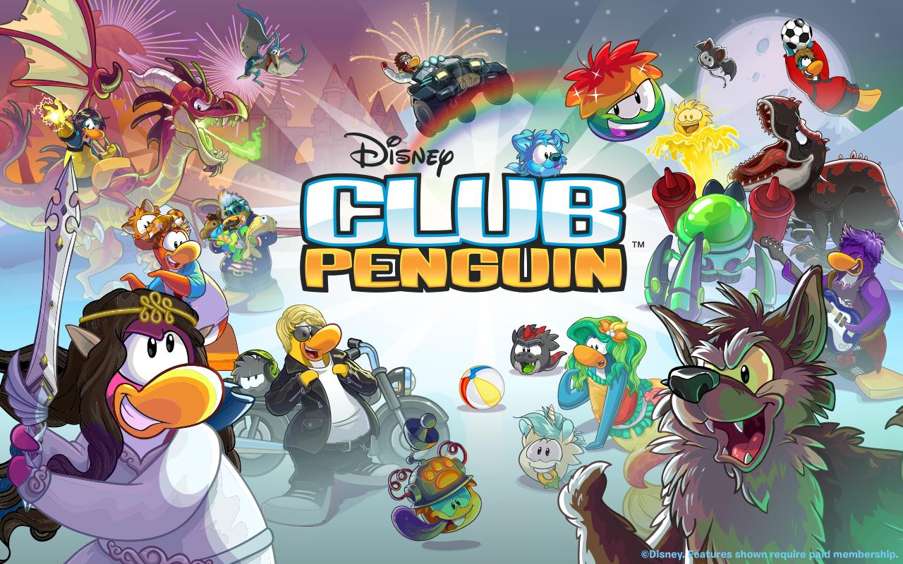 Club Penguin online dating