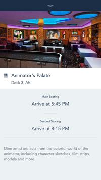 Disney Cruise Line Navigator スクリーンショット 11