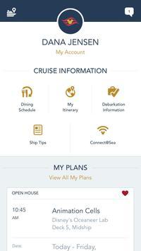 Disney Cruise Line Navigator スクリーンショット 8