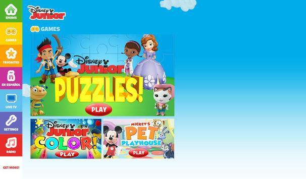 Disney Junior screenshot 4