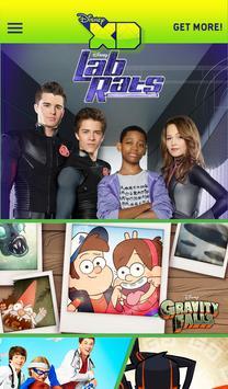 Disney XD plakat
